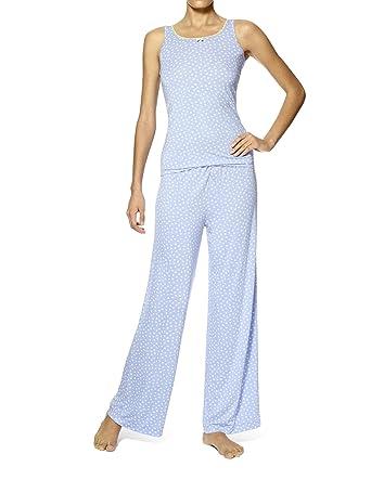3b82b3a380 HUE Women's Tank/Pant Pajama Set at Amazon Women's Clothing store:
