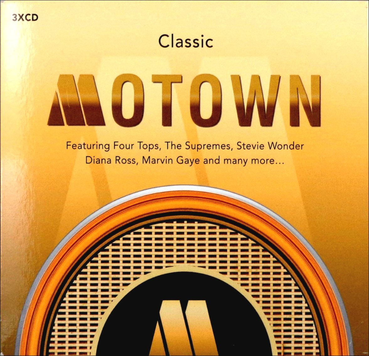 MOTOWN 60 Greatest Hits (3 CD Boxset)