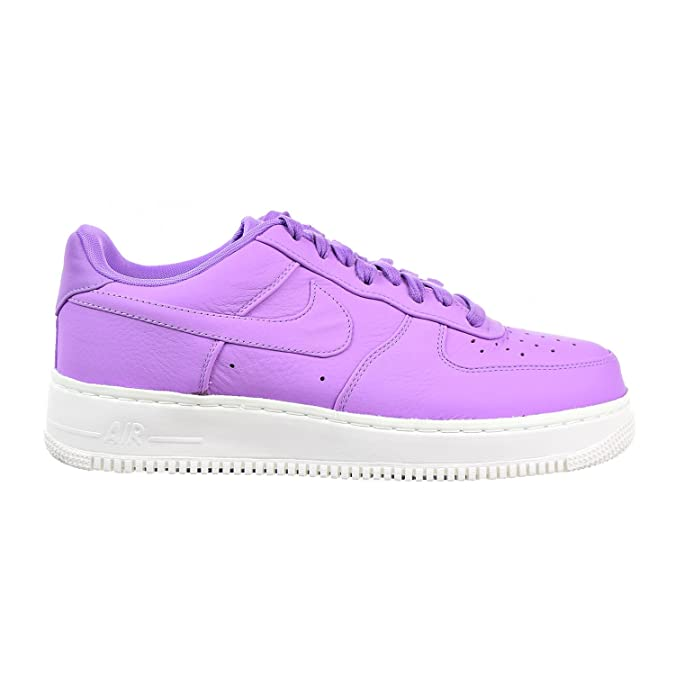 Nike Mens Lab Air Force 1 Low Purple/Stardust Leather