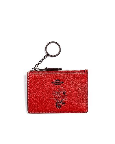 Amazon.com: COACH Minnie Mouse - Carcasa para mujer, diseño ...