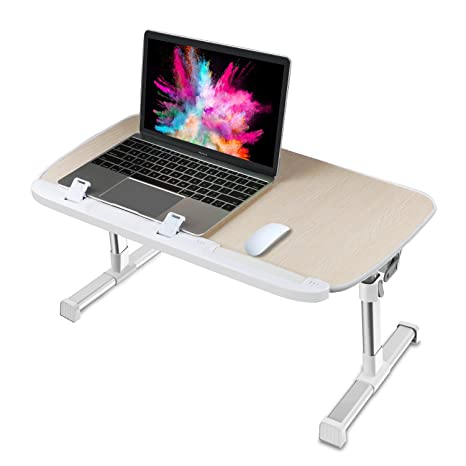 Review Adjustable Laptop Stand for