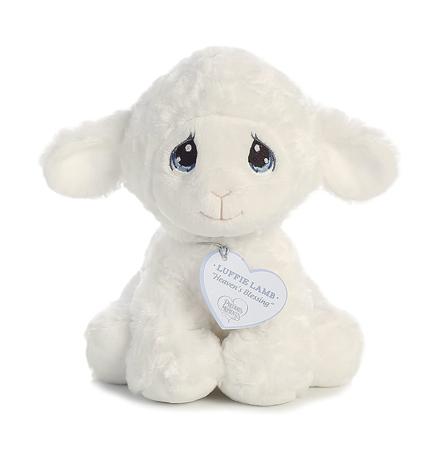 Aurora World Precious Moments Luffie Lamb, 8.5""