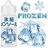 電子タバコ リキッド 氷結メンソール 大容量 100ml 強烈な清涼感 独自製法 ニードルボルト付き DBL