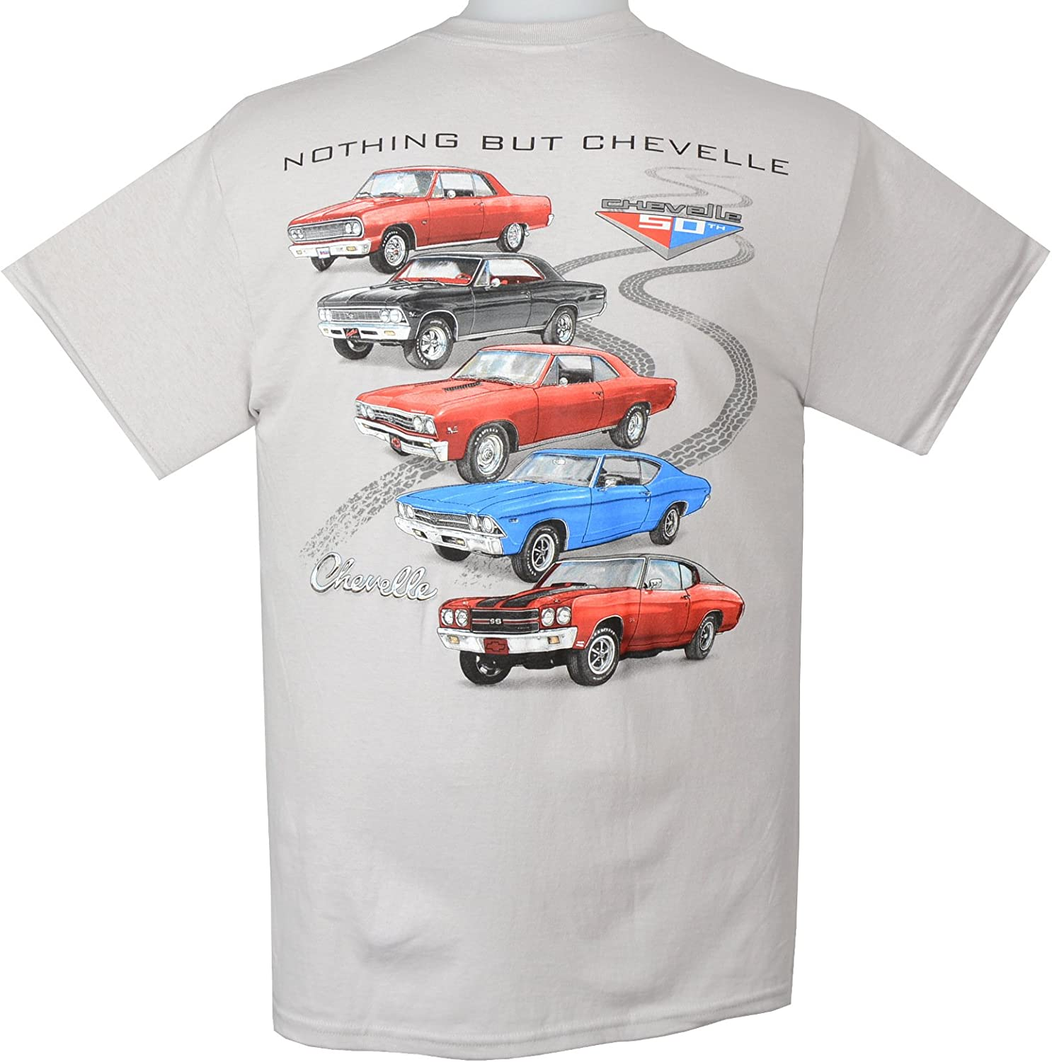 Joe Blow Chevelle Mens T Shirt Nothing but Chevelle