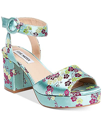 079dd5203c3 Image Unavailable. Image not available for. Color  Steve Madden Women s  Tickle Two-Piece Platform Sandals