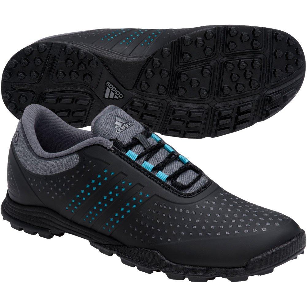 adidas Women's Adipure Sport Golf Shoe, Grey, 8.5 M US