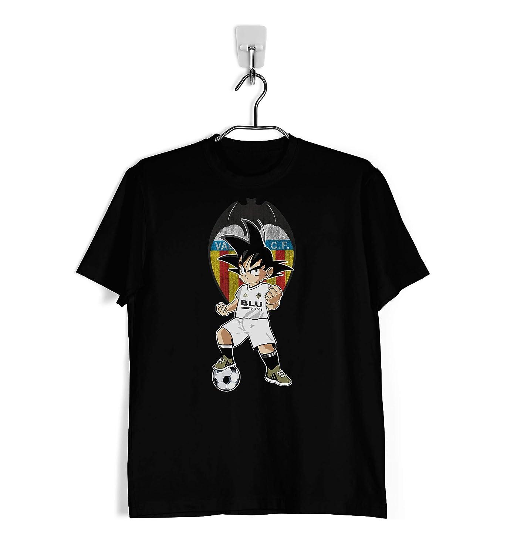 Ropa4 Camiseta Goku Valencia CF 2018-2019 (6 años): Amazon.es: Ropa y accesorios
