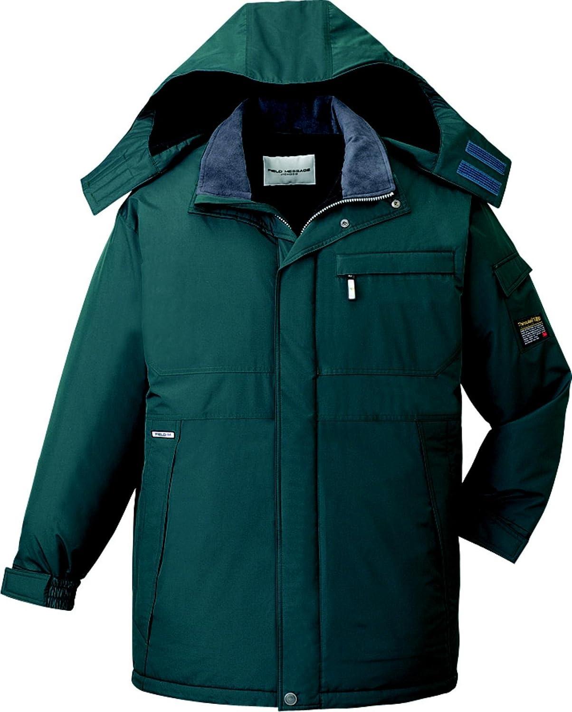 (ジチョウドウ)Jichodo 48383 防寒コート B00G42AV1G 4L|012:グリーン 012:グリーン 4L