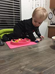 Amazon Com Inglesina Fast Table Chair Black Baby