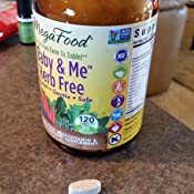 Amazon Com Megafood Baby Amp Me Herb Free Prenatal Vitamins