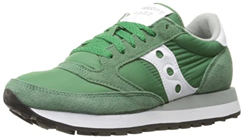 Saucony Hombre Bajas Zapatillas de Deporte S2044-353 Original Jazz 48 Verde: Amazon.es: Zapatos y complementos