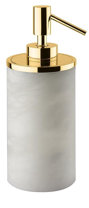alabastro free standing pompa sapone liquido dispenser per bagno ...