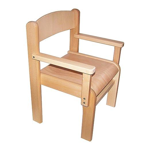 chaise cuisine avec accoudoir best cool mobilier en htre massif pour enfants une chaise avec. Black Bedroom Furniture Sets. Home Design Ideas