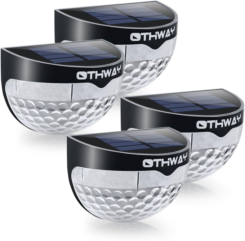 OTHWAY Solar Fence Lights