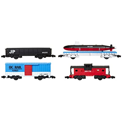 Power Trains Car Pack: Submarine: Toys & Games