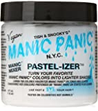 Manic Panic Pastel-izer Pastel Hair Color Mixer - Blend with Any Hair Dye Color To Achieve a Lighter, Pastel Shade…