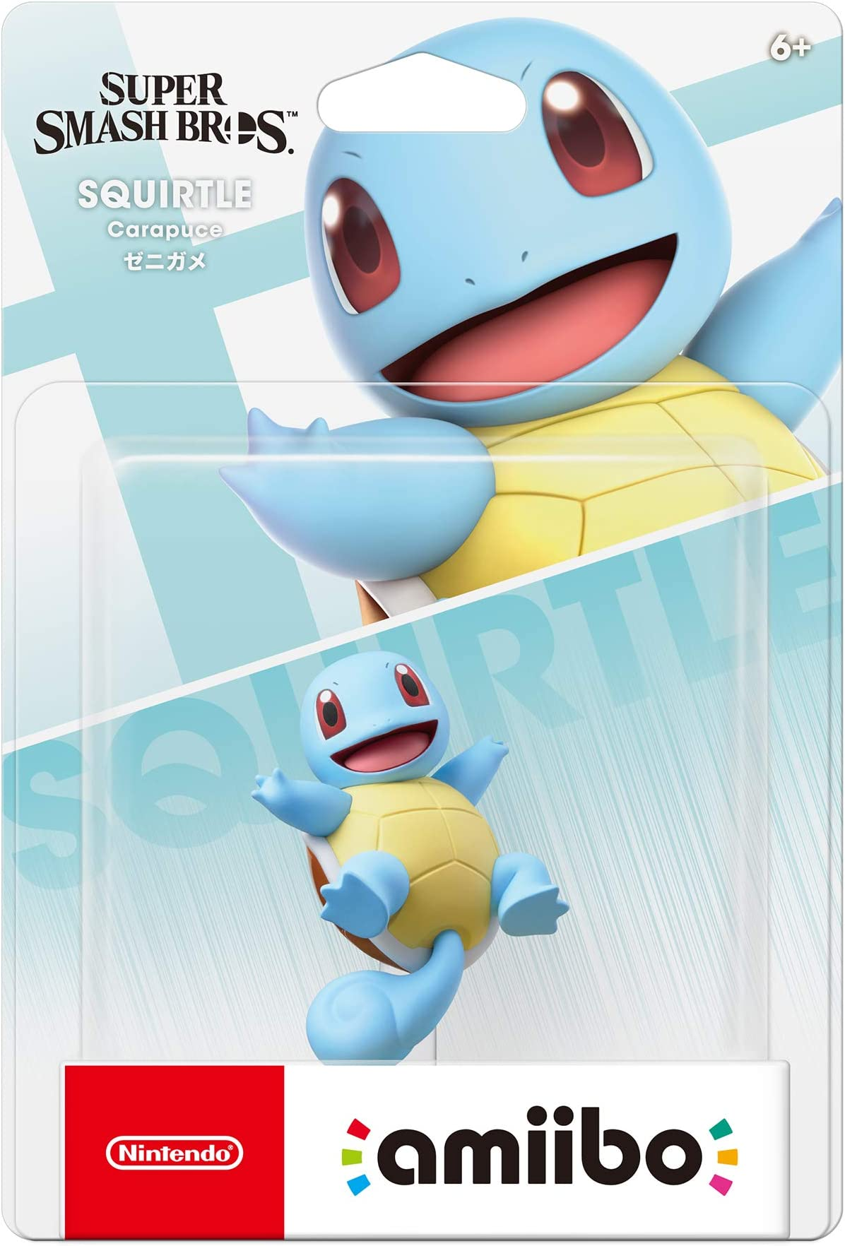 Amazon.com: Nintendo Amiibo - Squirtle - Super Smash Bros ...
