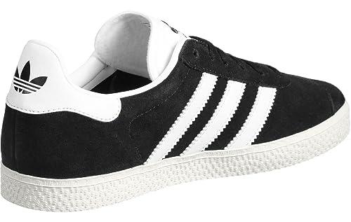 new concept e547b 85864 adidas Originals Gazelle J Bambini Sneaker Nero BB2502, Kinder - Schuhe    57929 37