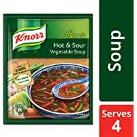 Knorr Chinese Hot and Sour Veg Soup, 43g (Now at Rupees 7 Off)