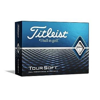 Titleist Tour Soft Golf Balls