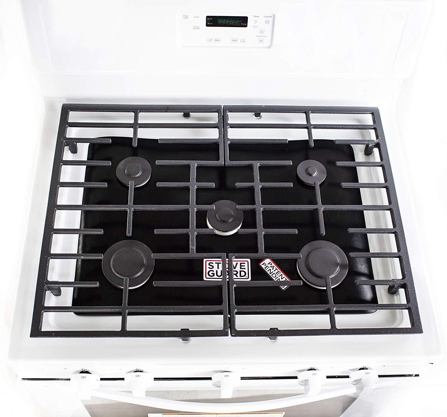 Kenmore Stove Protectors Stove Top Protector for Kenmore Gas Ranges Ultra Thin Easy Clean Stove Lir