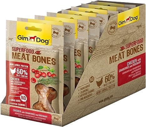Gimdog superalimentos Meat Bones | luftgetrockneter Mono ...