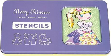 Amazon Com Stencil Amp Tracing Paper Toys Amp Games Stencil
