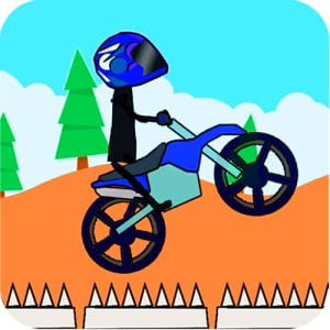 Doodle Stick Bike Racing 2 (a BMX stickman stunt game): Amazon.es: Amazon.es