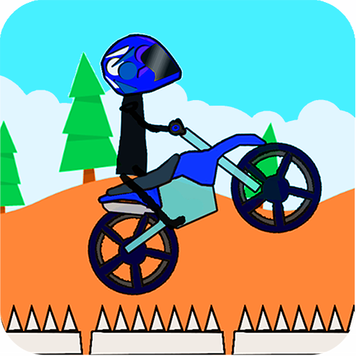 Doodle Stick Bike Racing 2 (a BMX stickman - Cheats For Fun Run