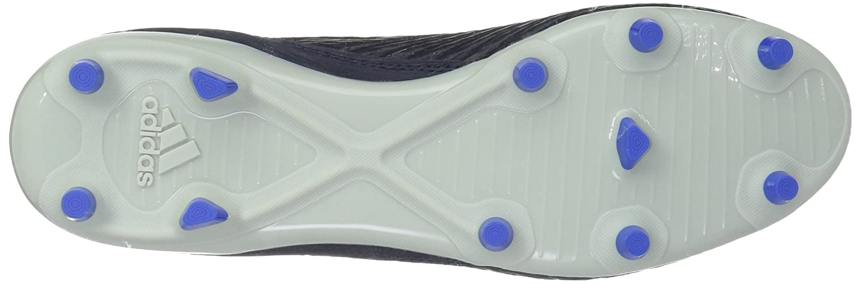 adidas Women's Predator 18.3 Firm Ground Soccer Shoe B0778KMS99 6 B(M) US|Legend Ink/Silver Metallic/Aero Blue
