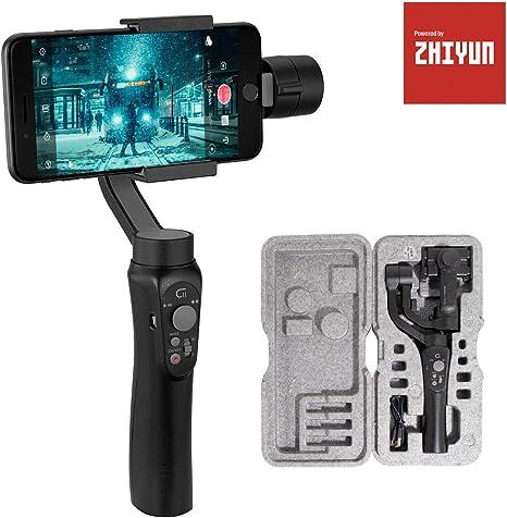 Zhiyun Cinepeer C11 Gimbal Móvil, Estabilizador para Smartphone ...