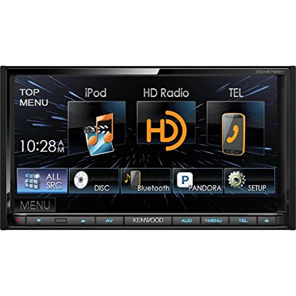 Kenwood Touchscreen Radio >> Amazon Com Kenwood Ddx672bh Touchscreen Bluetooth Cd Dvd Usb Mp3