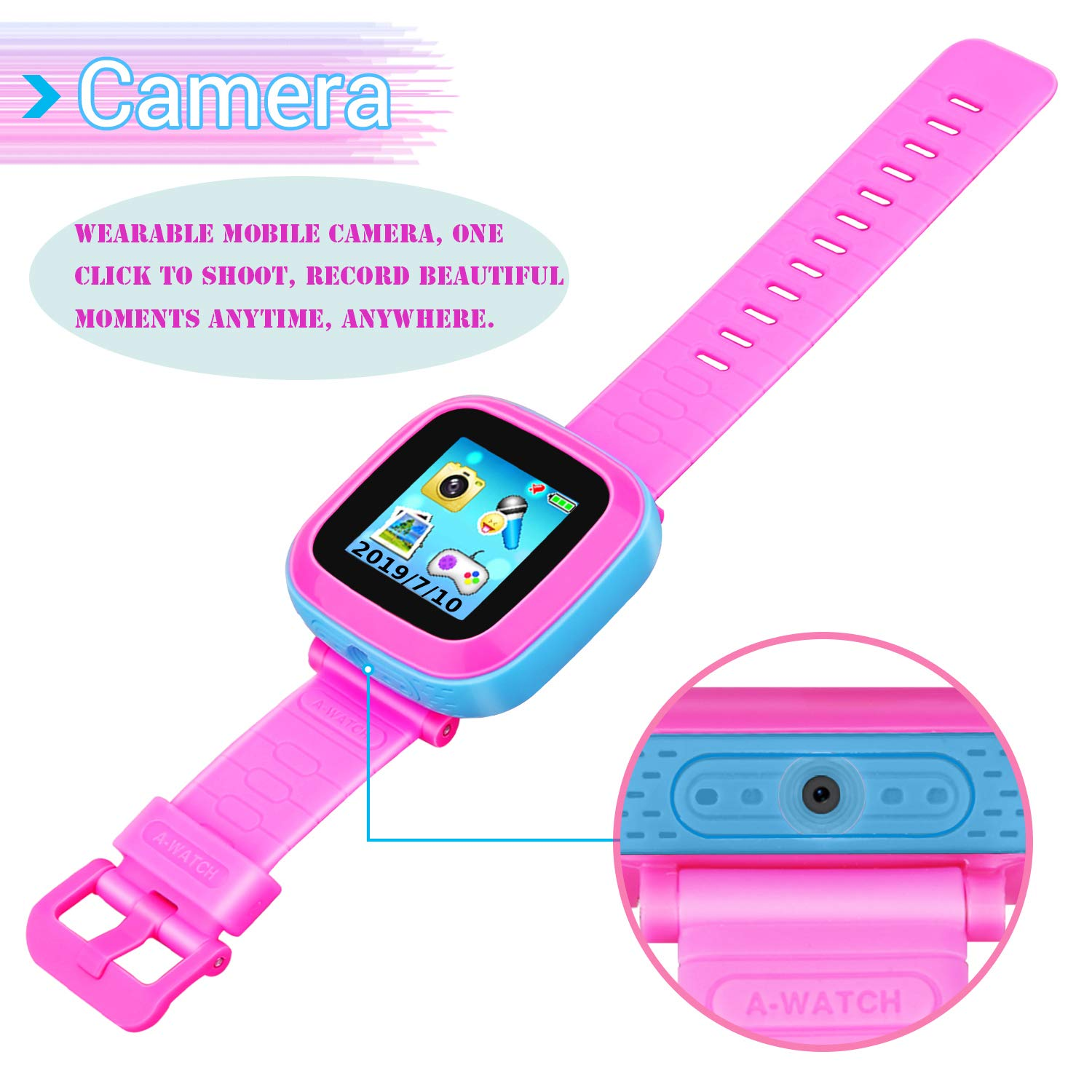 Watch For Kids Watch Kids Smart Watch For Kids Watch With