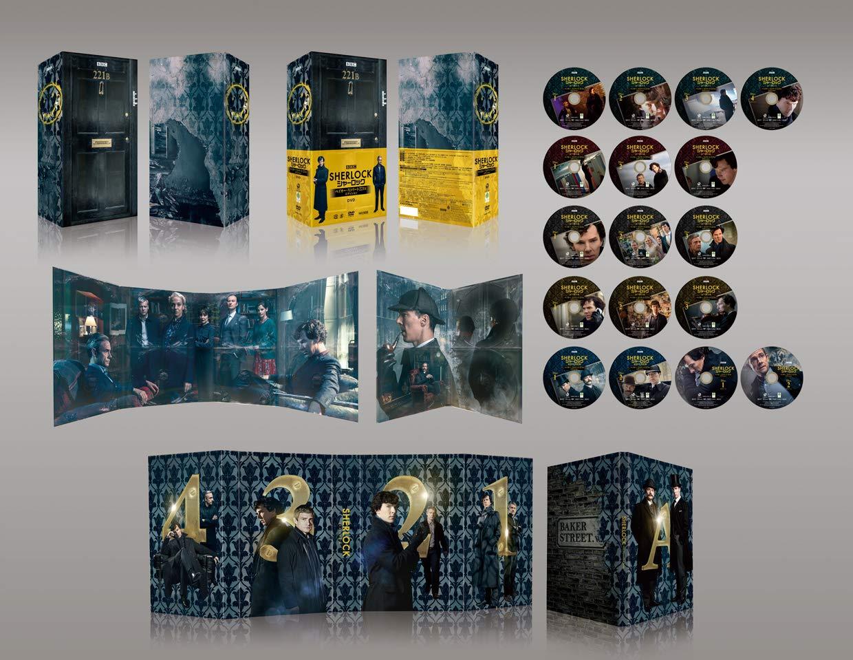 【爆買い!】 SHERLOCK [DVD] 221B/シャーロック ベイカーストリート エディション 221B エディション [DVD] B07JFKLZ1J, 安全くん:3ebbcb0e --- a0267596.xsph.ru