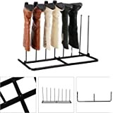 MultiWare Boot Iron Storage Rack Stand Walking For Wellies Cast Iron Boot Rack Holder
