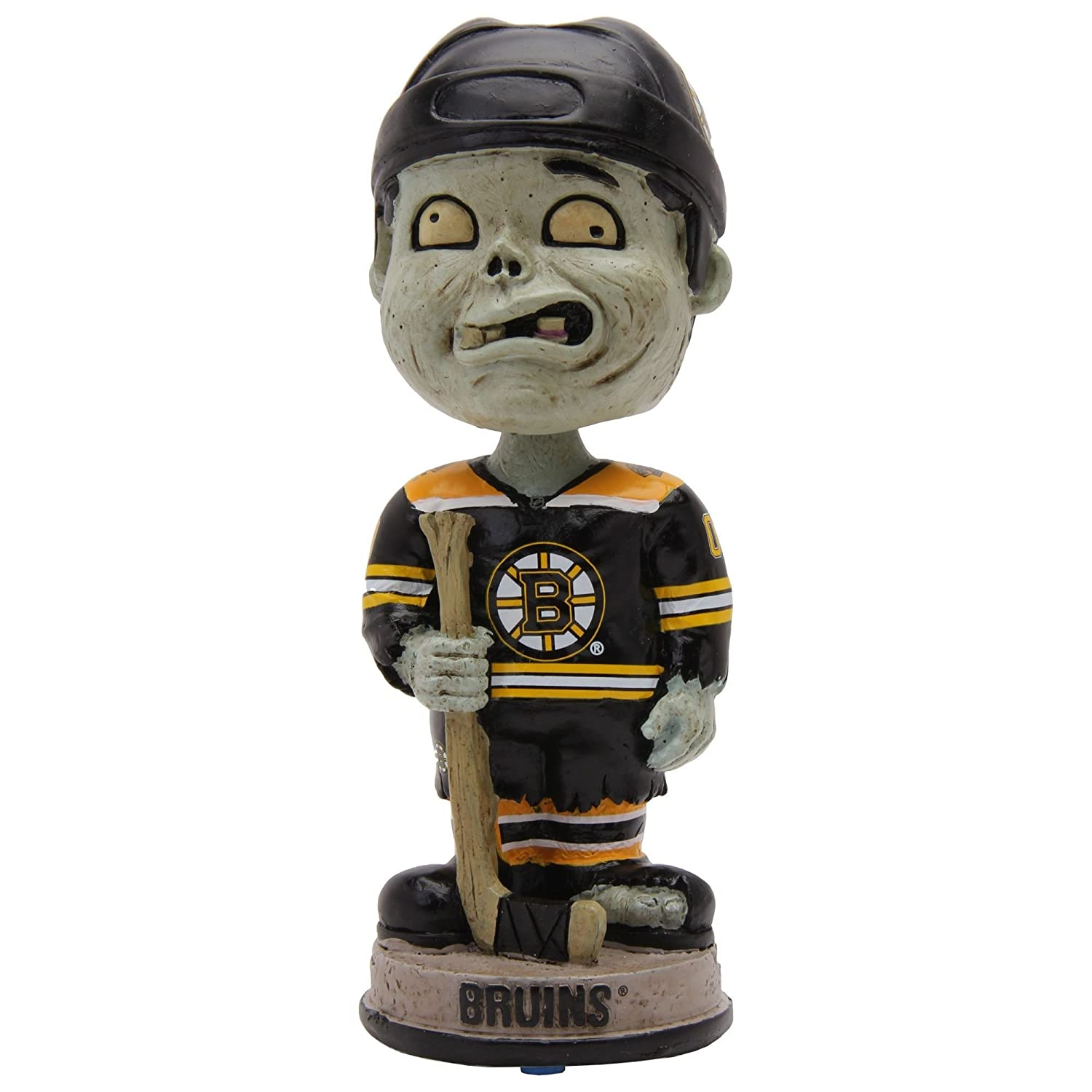 Forever Collectibles Boston Bruins Vintage Zombie Bobblehead