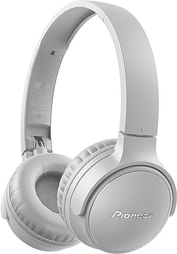Pioneer Wireless Stereo Headphones, SE-S3BT H