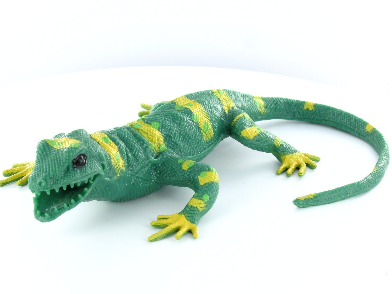 Toysmith Lizard Squishimal Toy Pro-Motion Distributing Direct TSM1741