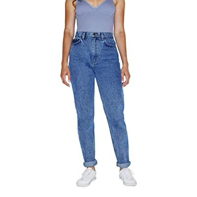 American Apparel Women's High-Waist Jean: Clothing