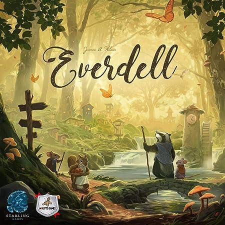 Maldito Games Everdell - Castellano: Amazon.es: Juguetes y juegos
