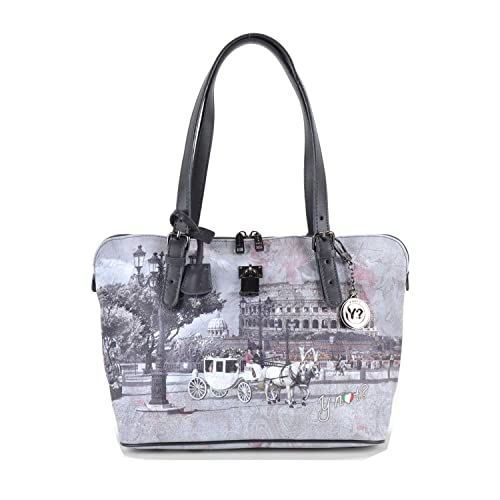 Borsa a spalla Y Not - I388 Romantic Coach ROC  Amazon.it  Scarpe e ... 99967fc2f47