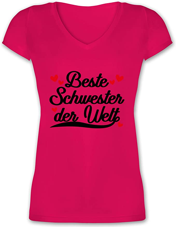 Shirtracer Schwester & Tante Beste Schwester der Welt