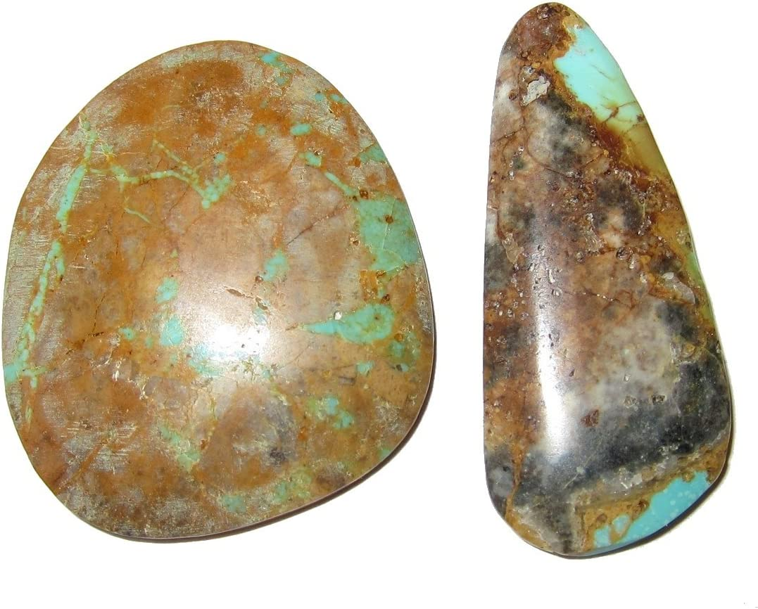 AAAA Gem Grade pre 1980s stock hand made Classic Nevada Spiderweb Turquoise Cabochon old stock material rare