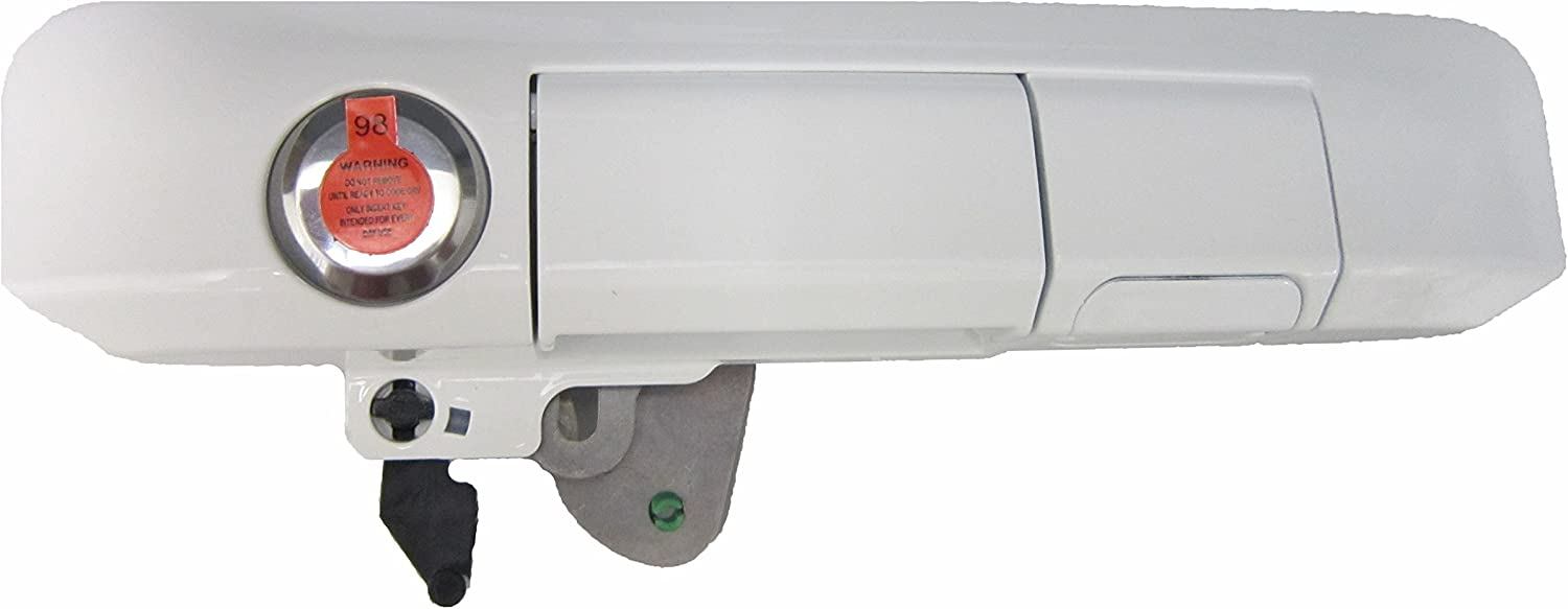 Pop /& Lock PL8525 Tailgate Lock for Tacoma 05-09