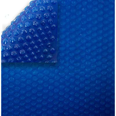 10' x 16' Rectangular Blue Solar Cover for Above Ground or Inground Swimming Pools | 800 Series : Garden & Outdoor