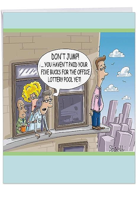 Amazon.com: j4415rtg-us Jumbo Tarjeta de jubilación: No ...