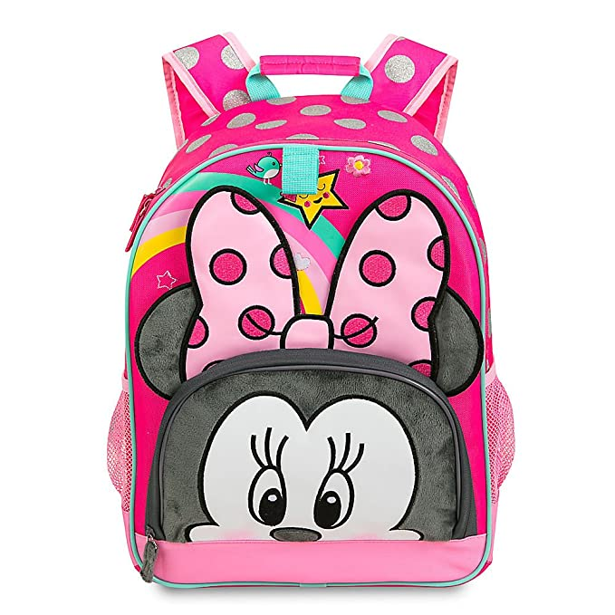 3ab64b01364 Image Unavailable. Image not available for. Color  Disney Minnie Mouse  Backpack