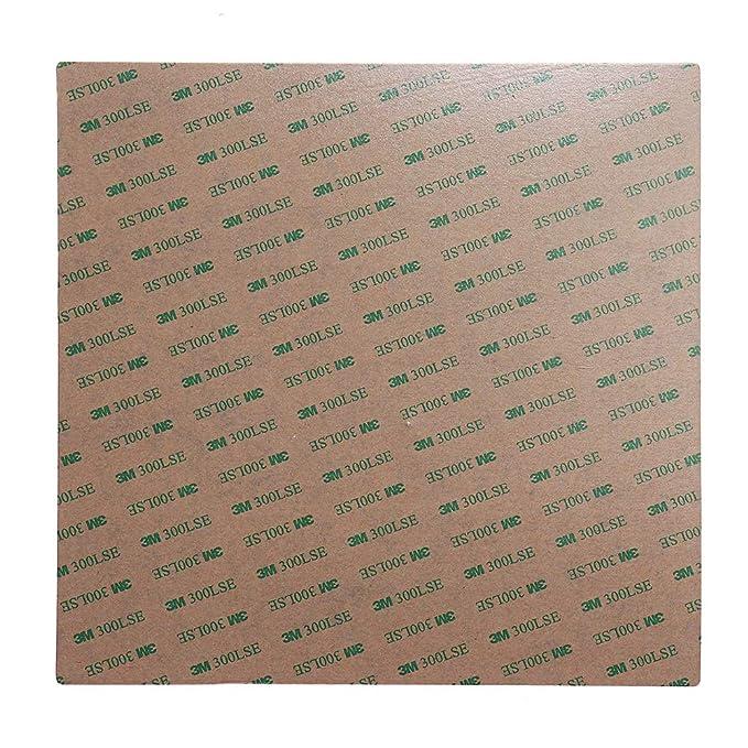 ILS - 3 Piezas 235 * Adhesivo Plataforma 235 mm Frosted ...
