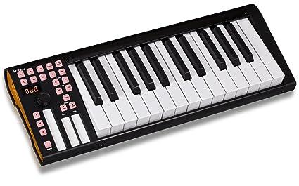 Amazon.com  Icon iKeyboard 3 - 25-key MIDI controller incl Cubase LE ... 9f68eb10ccde3