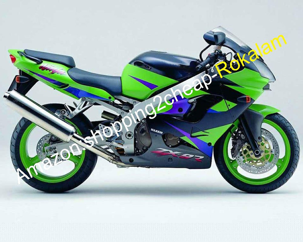 Amazon.com: 2000 2001 ZX 9R Custom Motorbike Bodywork ...